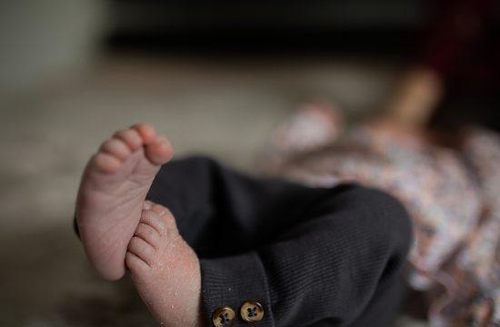 Séance photo nouveau-né à Rouen